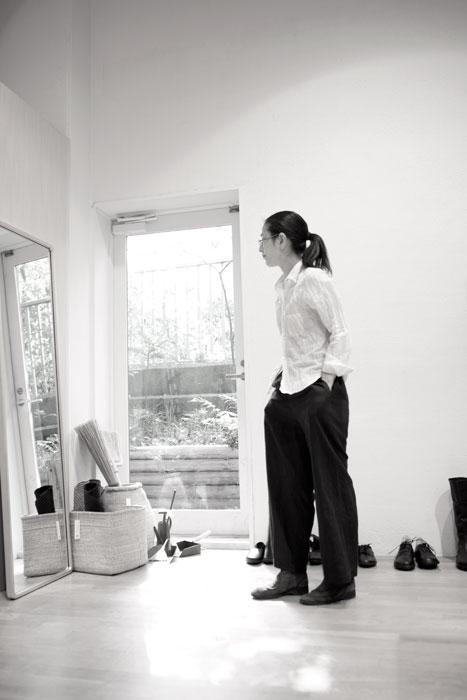 jurgen lehl / babaghuri 2012 spring collection