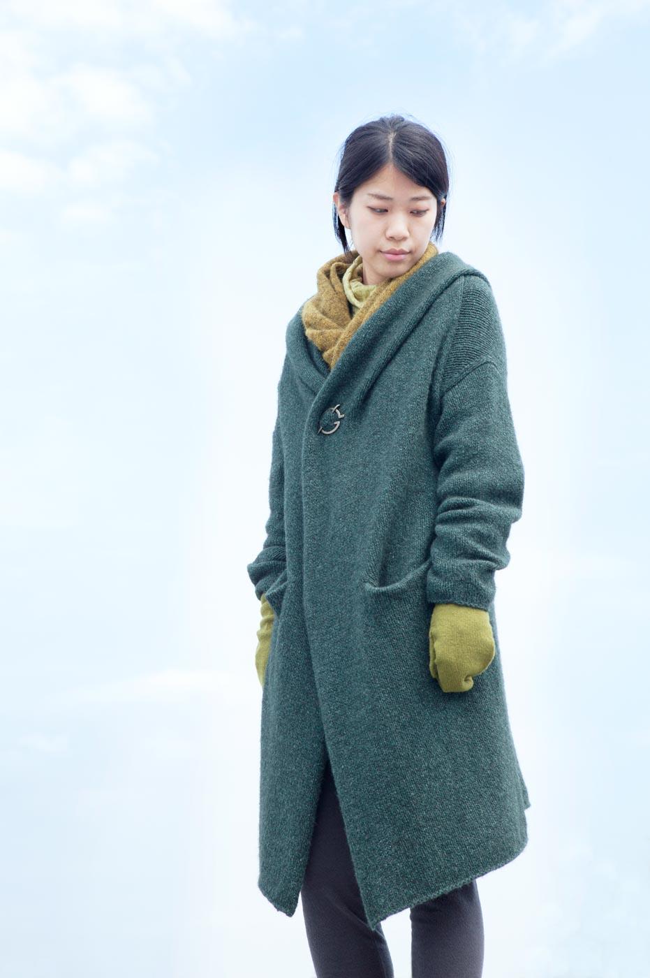 Coat Made of Yak Wool