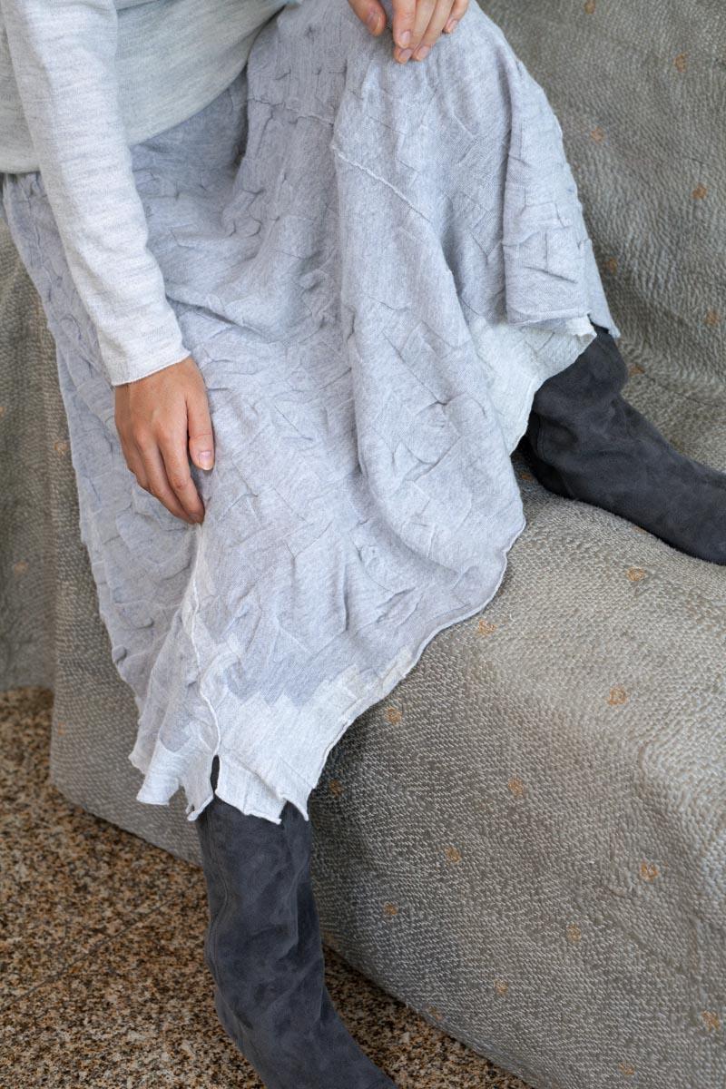 Skirt Made of Wool