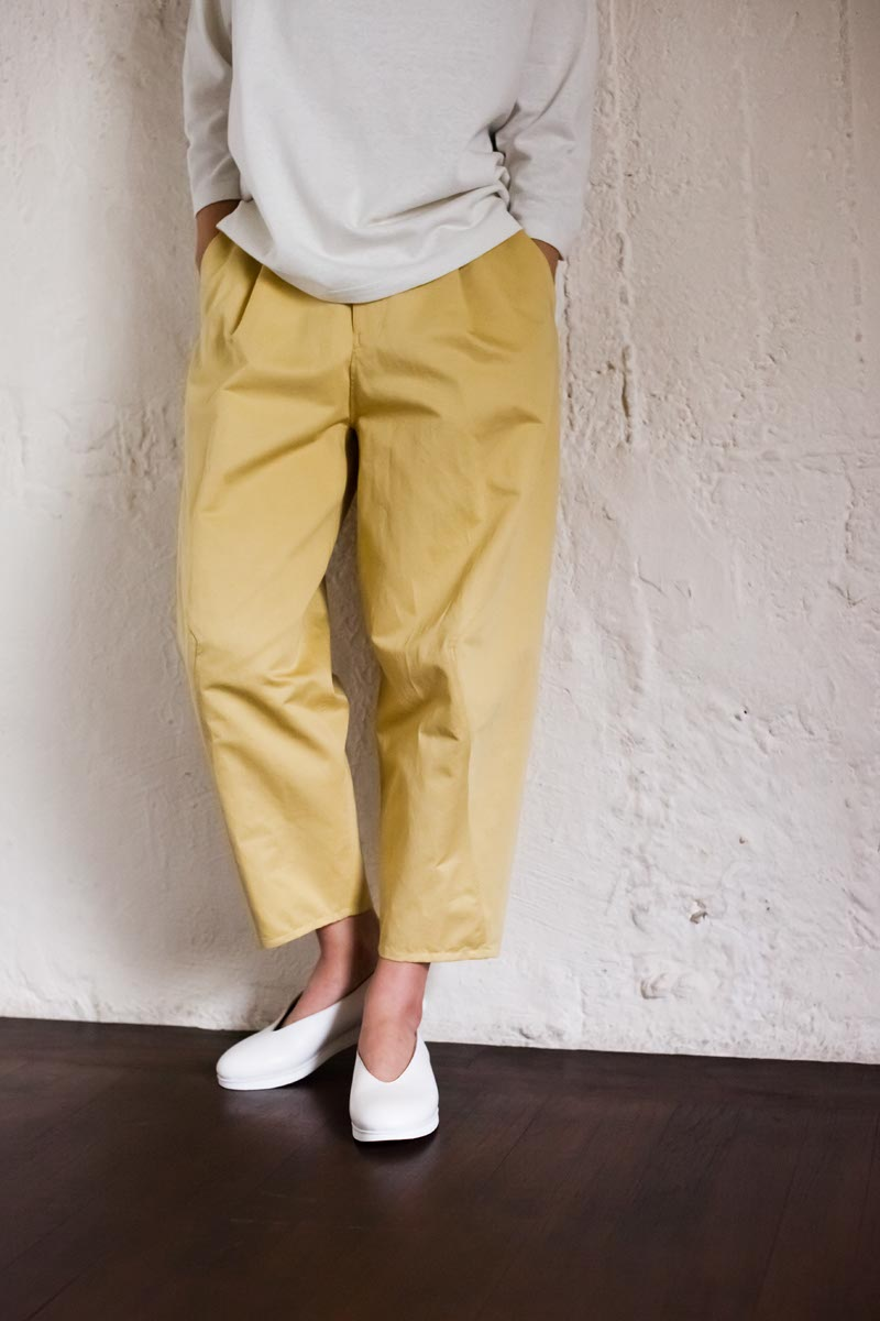 Long Shirt of Cotton and Linen