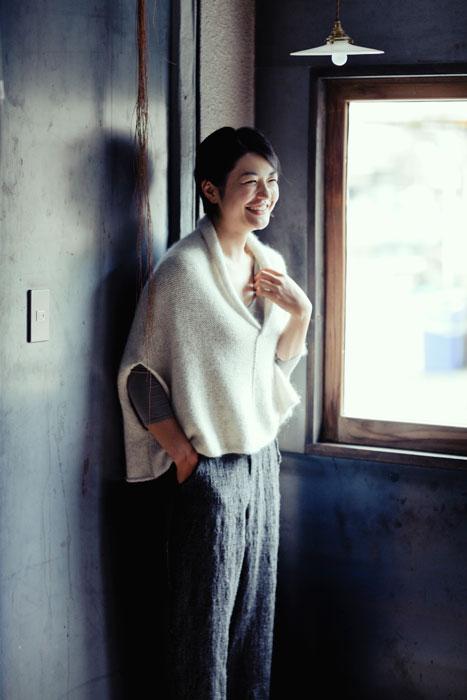 babaghuri 2011 winter: Knit Jacket