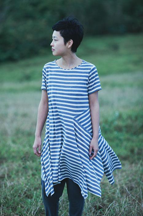 Babaghuri: Stripe Tunic