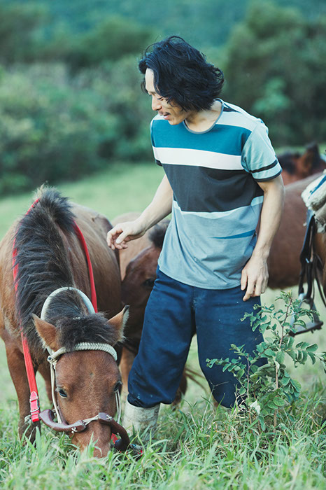 Babaghuri: Cotton Stripe T-Shirt