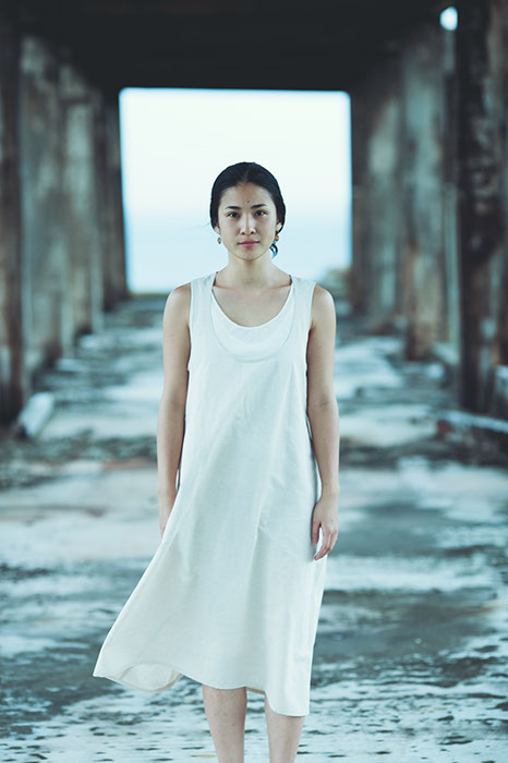 Babaghuri: Dress Made of Cotton and Linen