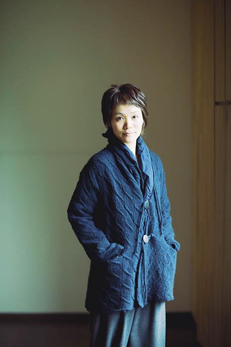 Babaghuri: Jacket Made of Shetland Wool
