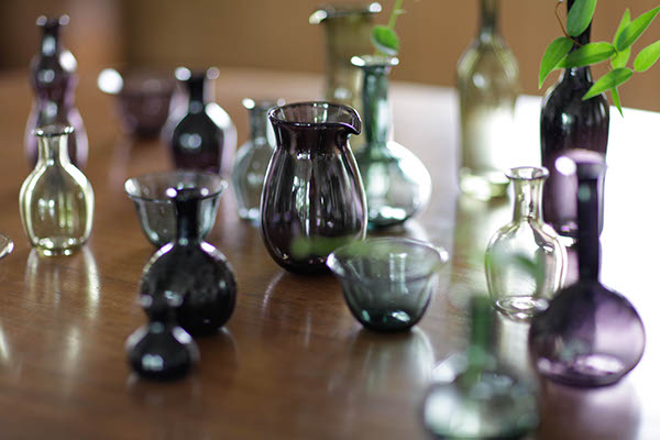 Babaghuri: Glass and Bottle