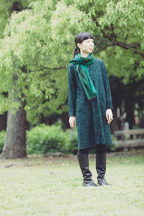 Jurgen Lehl 2012 Han Quilted Dress Coat