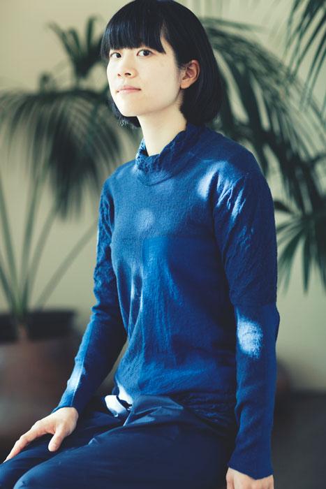 Jurgen Lehl 2012 spring: Knit Sweater