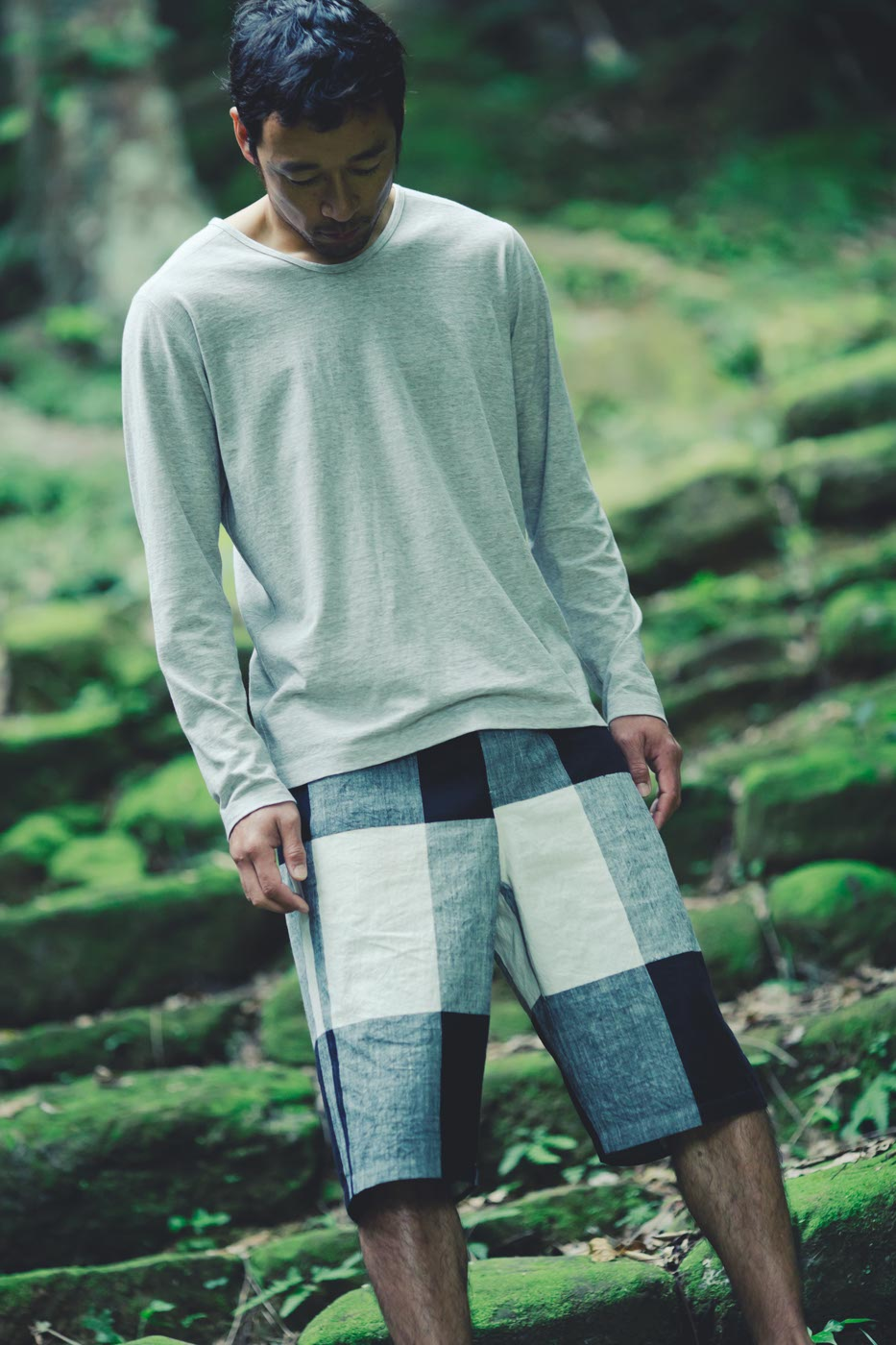 Babaghuri: Bermuda Short Trousers