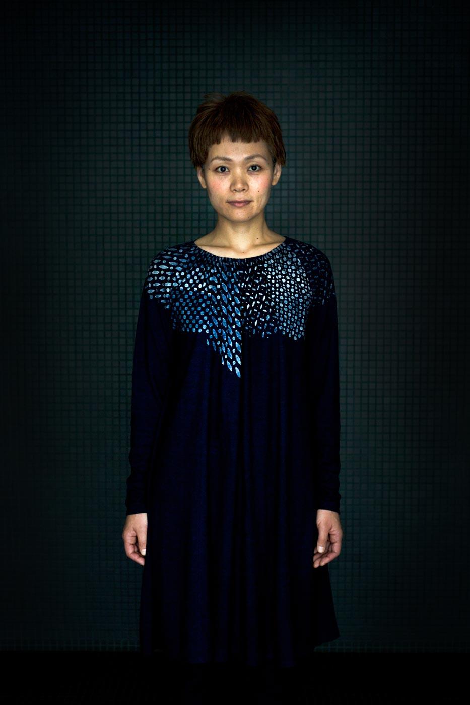 Jurgen Lehl, Batik Dyed Tunic